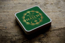 The Hatch Bar | Cavan | Beer Mat