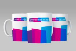 JOY Youth Theatre | Cups | Homebird Design