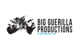 Big Guerilla Productions | Logo Design | Branding | Homebird Design