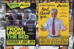 Big Guerilla Productions   Graphic Design   Posters   Homebird Design