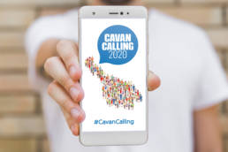 Cavan Calling | Logo Design | Branding | Homebird Design